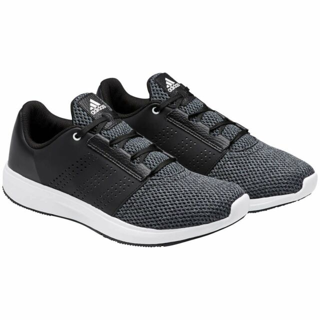 Adidas Men's Madoru 2 Running Shoes Black/grey/White Size 8