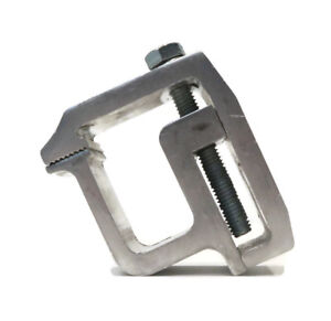 New-Heavy-Duty-ALUMINUM-MOUNTING-CLAMP-for-Truck-Cap-Topper-Camper-RV-Shell-Rail