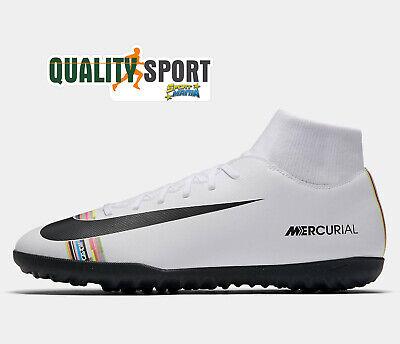 Amichevole Nike Superfly 6 Club Tf Bianco Multi Scarpe Shoes Uomo Calcetto Aj3570 109 2019