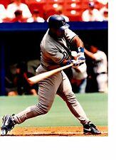 Raúl Mondesí - LA Dodgers- picture 8 x 10 photo #2