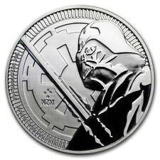 3 2017 PCGS MS 69  1oz Silver Niue $2 Darth Vader Star Wars 3 OZ's Total.