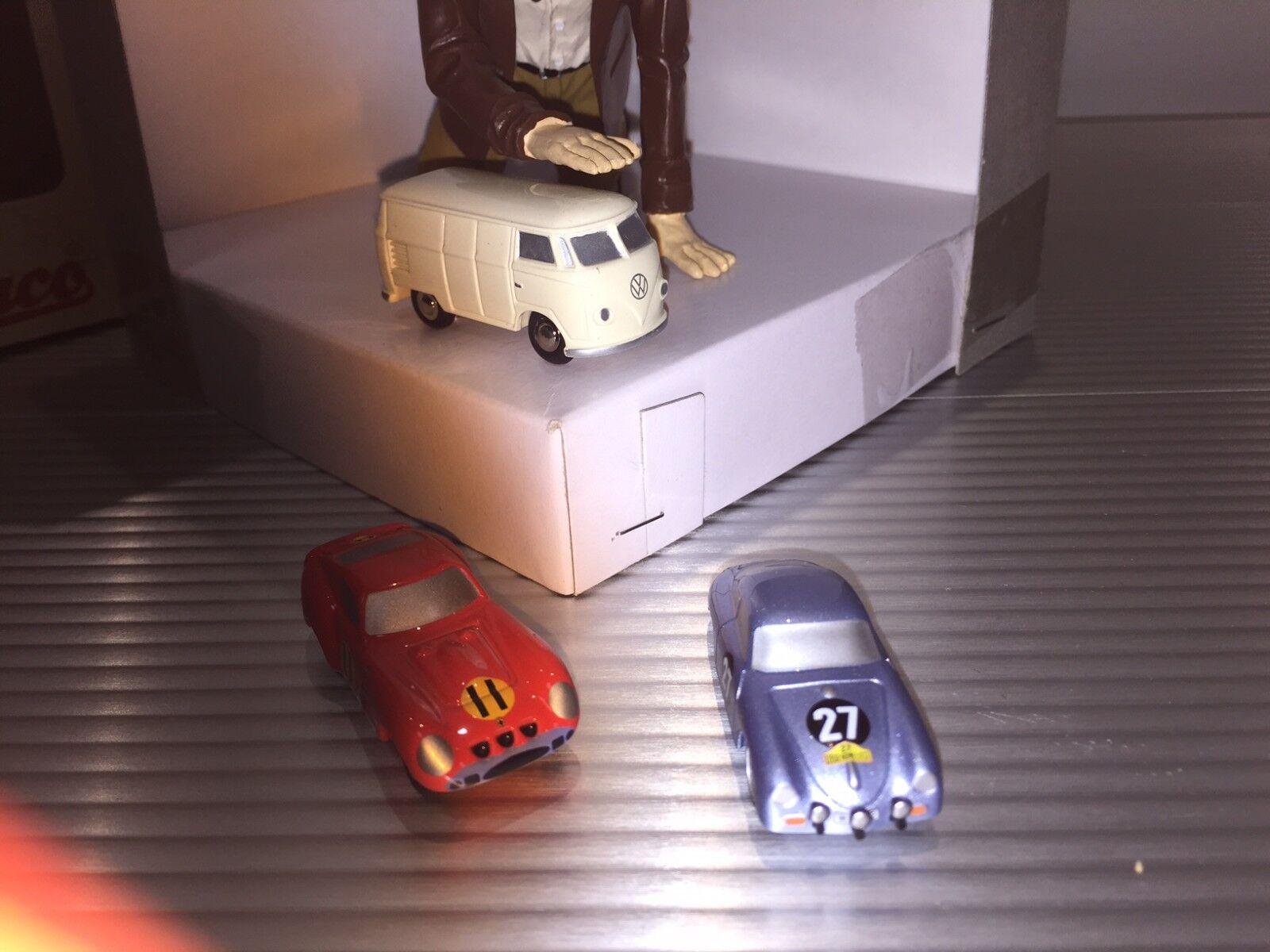 Schuco Piccolo por Exoto   Boyish Sueños Original Pansize Juego   Porsche