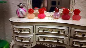 Adorable-Mini-Dollhouse-Hot-Colors-Vanity-Perfume-Bottles-6pc-Set-1-12