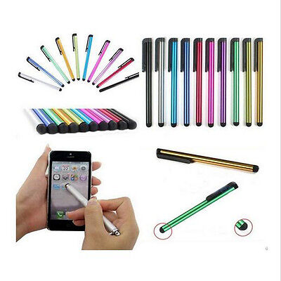 5//10//20 Pcs Universal Capacitive Touch Screen Stylus Pen For All Pad Phone OF