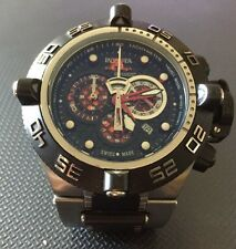 Mens Invicta 6550 Subaqua Noma IV Chronograph Stainless Steel Bracelet Watch
