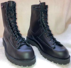 """Danner Recon 8"""" Black Tactical Leather Boot 200 Gram Men's 14 EE NEW Gore-Tex"""
