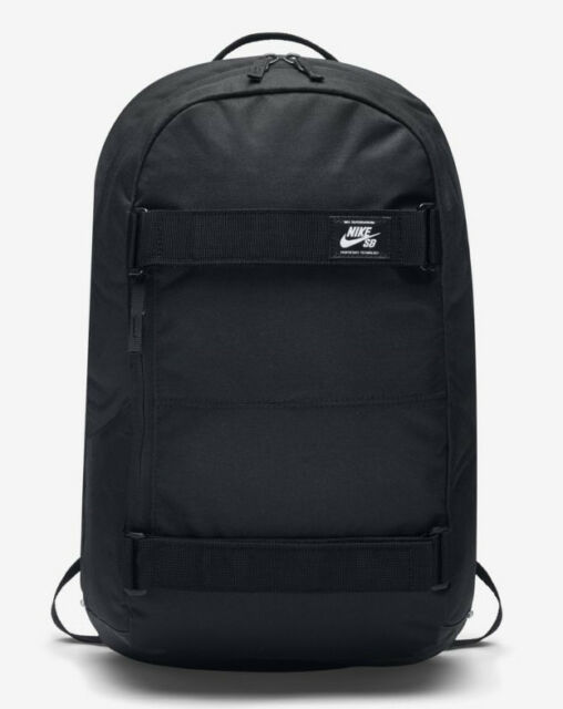 460dc59ef28b Nike SB Courthouse Backpack Black 20x12x4 Ba5305-010 for sale online ...