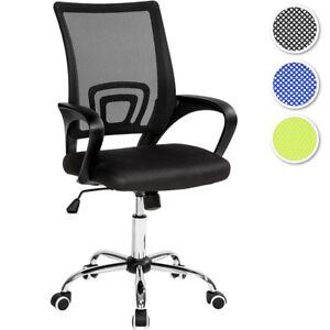 Bürostuhl mit Lordosenstütze Drehstuhl Schreibtischstuhl Mesh Netz Stuhl