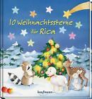 10 Weihnachtssterne für Rica von Antonia Spang (2016, Gebundene Ausgabe)