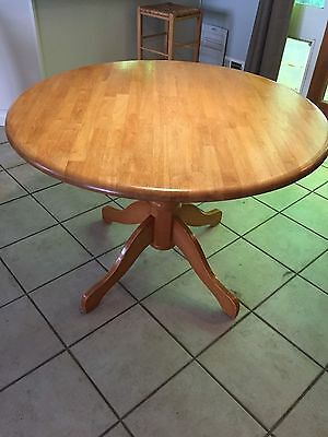 Enjoyable Oakwood Dining Set With 4 Chairs 2 Cane Bar Stools Ebay Gmtry Best Dining Table And Chair Ideas Images Gmtryco