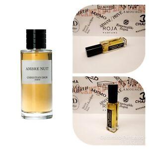 ambre nuit fragrance