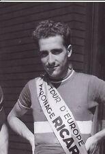 CYCLISME carte cycliste ROGER RIVIERE (F)  éditions coups de pédales
