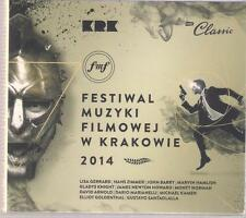 FESTIWAL MUZYKI FILMOWEJ W KRAKOWIE 2014 FMF LISA GERRARD HANS ZIMMER JOHN BARRY