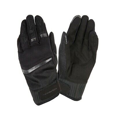 Guanti Gloves Penna Nero Tucano Urbano Guanto Estivo Touch Screen Originale Al 100%