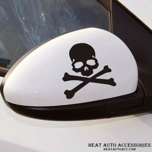 103# MMJ SKULL GHOST Car Bumper Window Body Decal Racing Graphics Sticker
