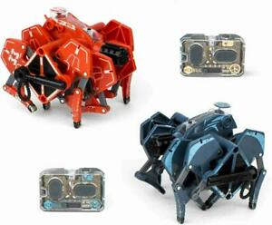 Hexbug Battaglia Robot Ragni Tarantula Dual Pack Ground I/R telecomando