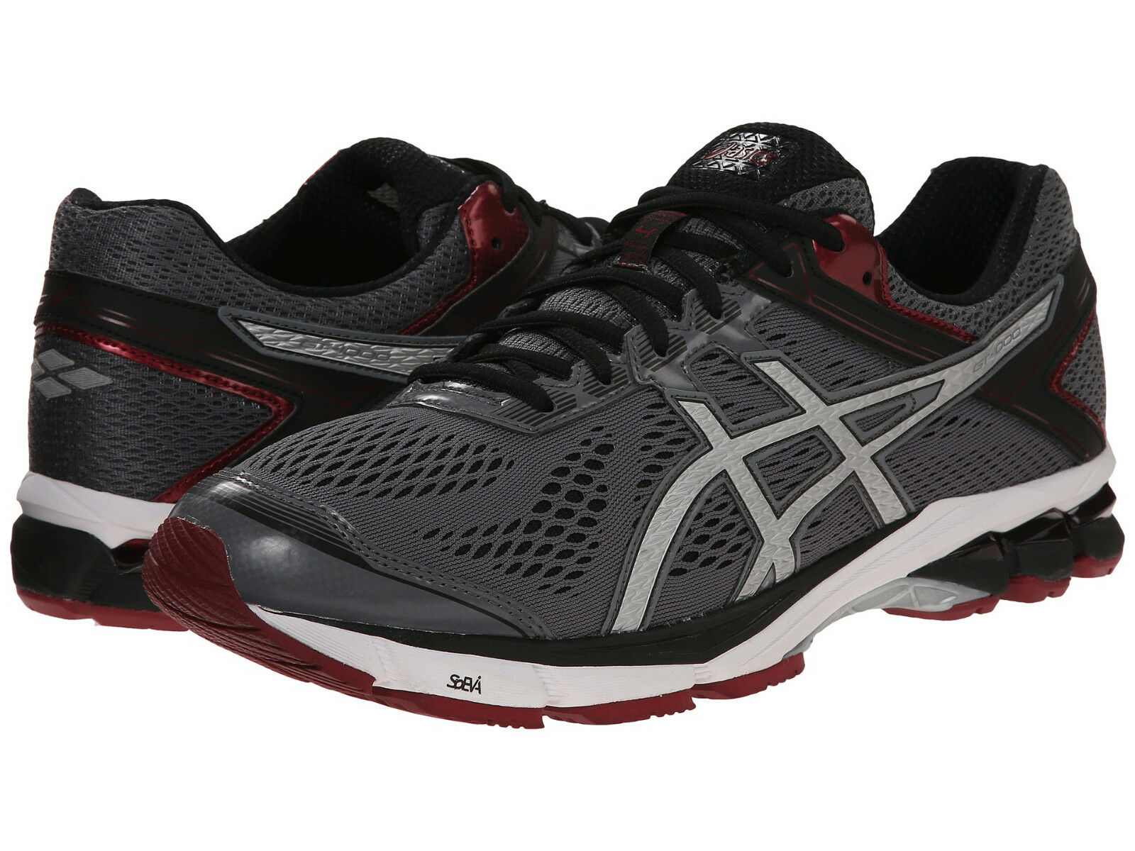 nuevo  para hombres Asics GT 1000 v4 Running Zapatos TENIS-tamaños limitada