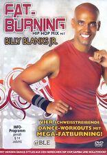 DVD + Fat Burning + Hip Hop Mix mit Billy Blanks Jr. + Dance Workout + Fitness