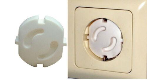 Dreambaby 6 enchufes tapa de protección cubierta de conector enchufes protección nuevo *