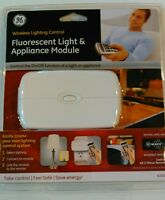 Ge Z-wave Home Automation Fluorescent Lighting And Appliance Module 45603