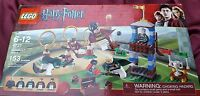 Lego 4737 Quidditch Match Harry Potter Marcus Rolanda Draco Malfoy Oilver