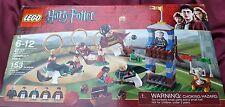 New Lego 4737 Quidditch Match Harry Potter Marcus Rolanda Hooch Draco Oliver ++