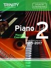 Piano 2015-2017: Pieces & Exercises: Grade 2 by Trinity College London (Mixed media product, 2014)