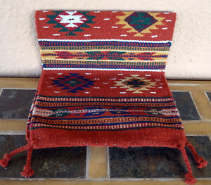 Details About Southwestern Table Runner 37 16x80 Hand Woven Southwest Wool Geometric Design