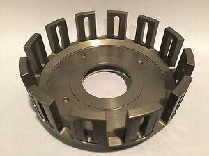 Yamaha-Banshee-350-RZ350-Billet-Aluminum-CNC-Heavy-Duty-Clutch-Basket-8-9-Plate