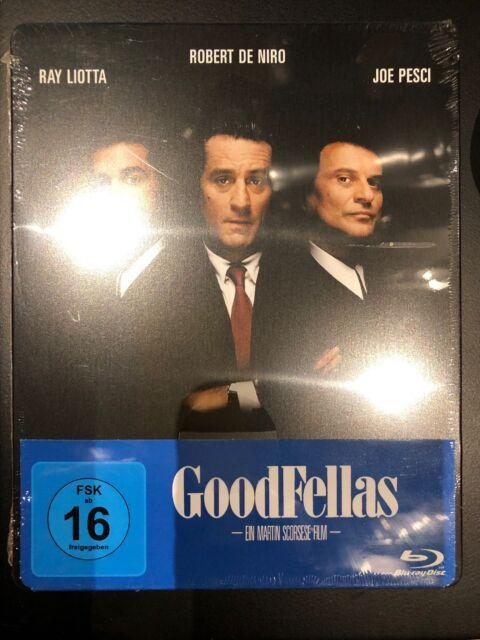 Blu-ray Steelbook *NEW Sealed* Very Rare Goodfellas