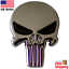 3D-Metal-Punisher-Emblem-Sticker-Skull-Badge-Decal-For-Car-Bike-Truck miniature 22