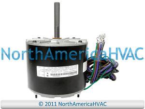 OEM York Coleman Luxaire Condenser FAN MOTOR 1/4 HP S1-02425119701