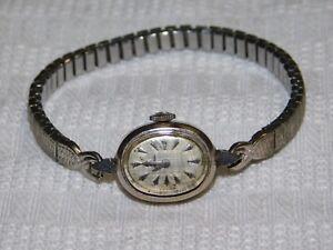 Ladies-Vintage-14-kt-Gold-Filled-OMEGA-Hand-Wind-Mechanical-Watch