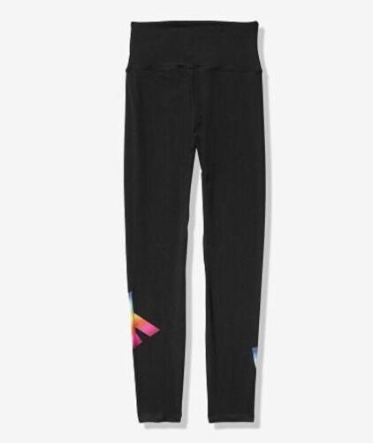 Victoria's Secret PINK High Waist Cotton Legging Size Med RRP £39.99 Free Post