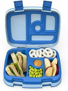 Bentgo Kids Childrens Lunch Box - Bento-Styled Lunch Solution Offers Durable, Le