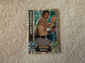 Topps-Star-Wars-Force-Attax-034-LANDO-CALRISSIAN-034-199-Rebel-Alliance-Card