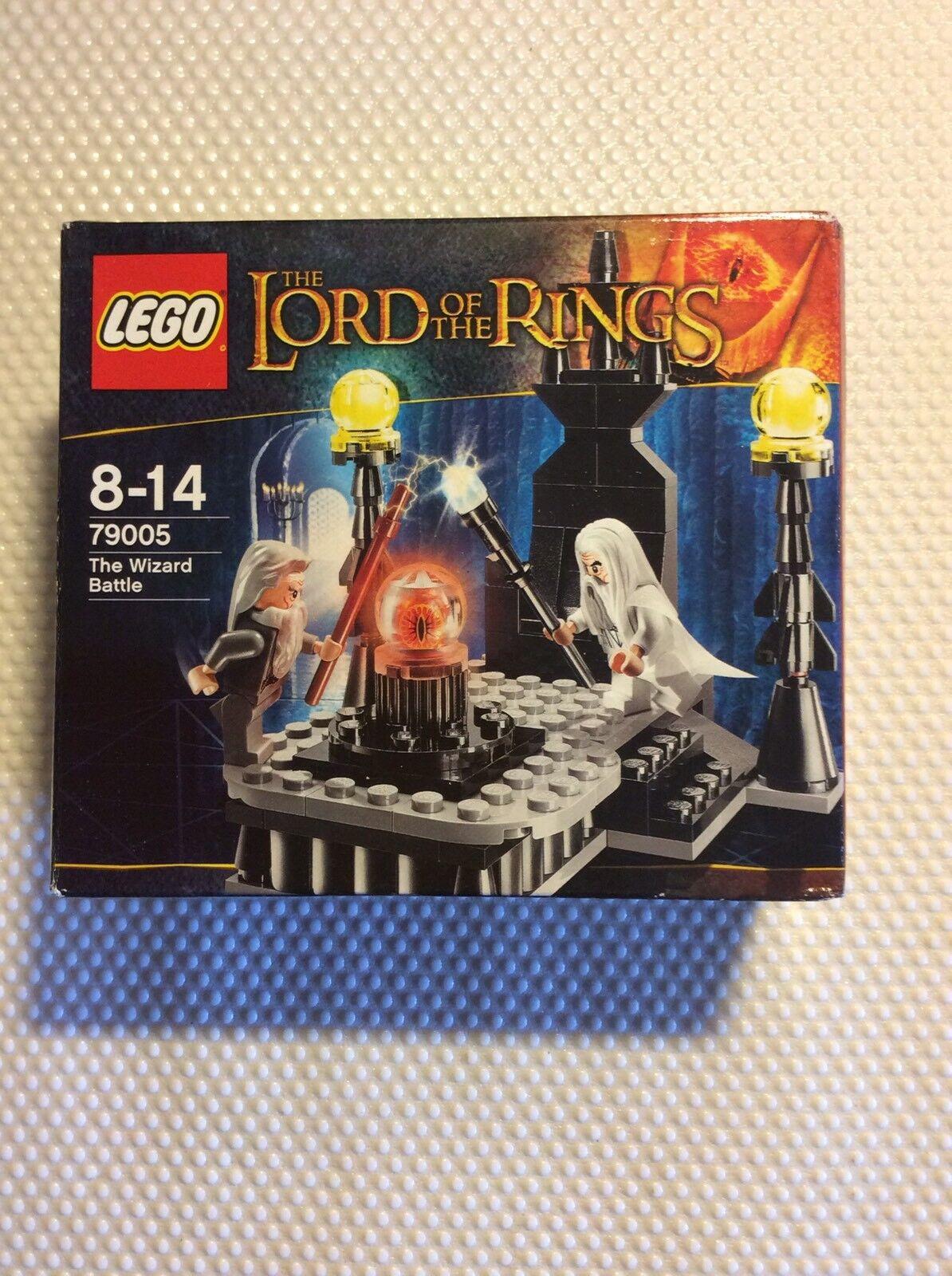 LEGO 79005 - THE WIZARD BATTLE