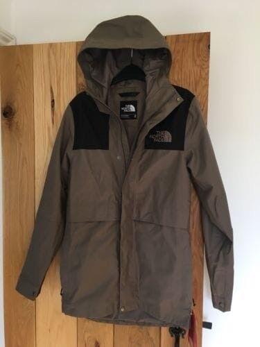 Garçon Small Nord Homme New Manteau Imperméable Manteau Pour Brown Xs Chameleon Extra Pour qFwvtnHx