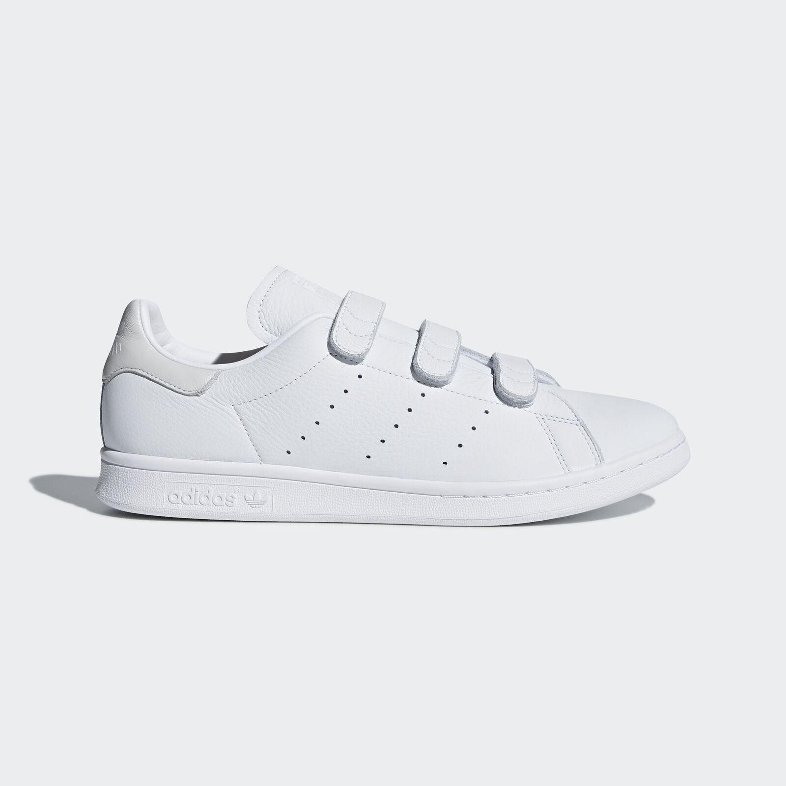 Adidas Originals Stan Smith zapatos CF [cq2632] hombres casual zapatos Smith blanco / blanco cc167d