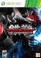 Tekken Tag Tournament 2 (Microsoft Xbox 360/ONE) New