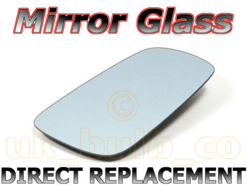 NEW Wing Mirror Glass AUDI A3 Passenger Side 2008-/>