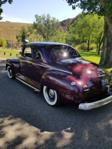 1947 Plymouth Special deluxe businessman's coupe