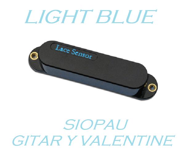Lace Sensor Light Blau - Single Coil Pickup