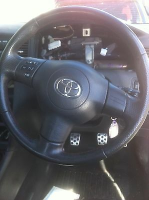 Toyota Corolla Facelift Steering Wheel