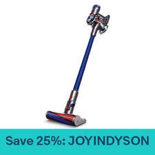 Dyson V7 Fluffy HEPA Cordless Vacuum Cleaner   Blue   New