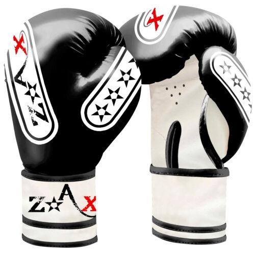 Junior Guantoni Da Boxe Sparring Pugilato Pugno Borsa MMA Guanti Kids 4,6,8 OZ