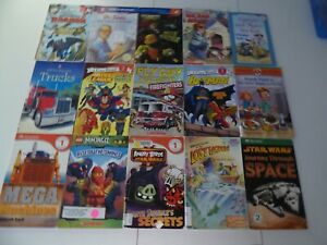 Boys Lot of 15 Accelerated Reader Books (AR 3.0 -3.7) 2nd ...