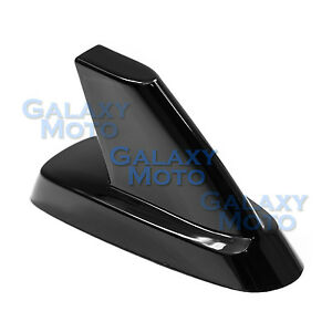 07-14-Chevy-Tahoe-Suburban-SUV-Gloss-Black-Antenna-Cover-Trim-Bezel