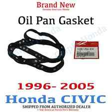 Genuine OEM Honda Oil Pan Gasket Civic DX LX 1996-2005 (11251-P2A-014)