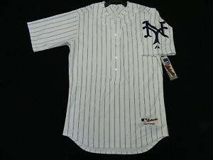 Authentic San Francisco New York Giants 1912 Throwback Tbc Jersey